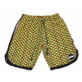 LAB84 SHORT BASKET TASCA BIMBO