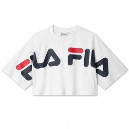 T-SHIRT BARR CROPPED FILA