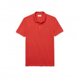 POLO LACOSTE SLIM FIT MEZZA MANICA