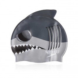 CUFFIA SPEEDO SILICONE SHARK JR