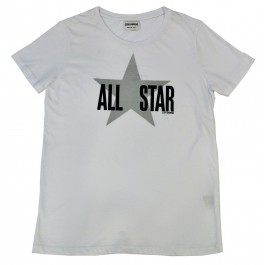 T-SHIRT CONVERSE LOGO RETRO' STAR