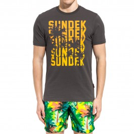 T-SHIRT SUNDEK PSYCO PALM