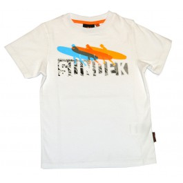 T-SHIRT SUNDEK MINI THREE SURF