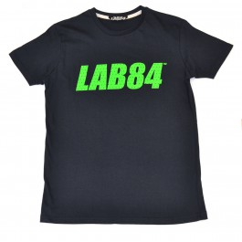 T-SHIRT LAB84 GIROCOLLO BIMBO