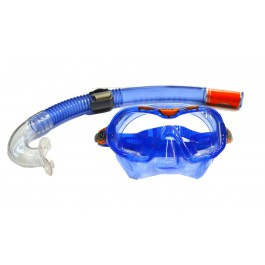MASCHERA COMBO MIX KIDS AQUA SPHERE
